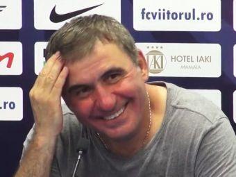 """VIITORUL - CHINDIA 3-0   """"ERA FARAON ACOLO! Trebuia sa-l iau la echipa mare"""" Hagi e sigur ca are viitorul golgheter al Romaniei la echipa"""