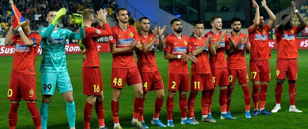 "Rezerve de LUX la club, dar chemati de URGENTA la echipa nationala! Cine sunt jucatorii care ""fac"" banca la FCSB, dar vor sa rupa terenul la nationala"