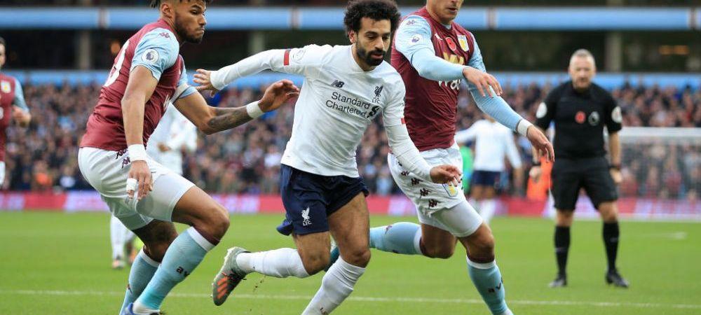 I-au gasit inlocuitor lui Salah! Omul pe care Liverpool vrea sa-l aduca de urgenta pe Anfield
