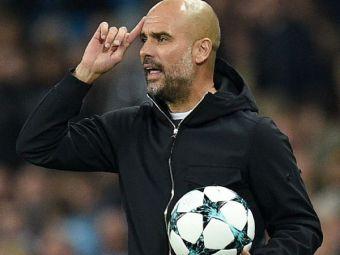 """Efectul Guardiola! Cum a """"explodat"""" un super fotbalist sub comanda lui Pep"""