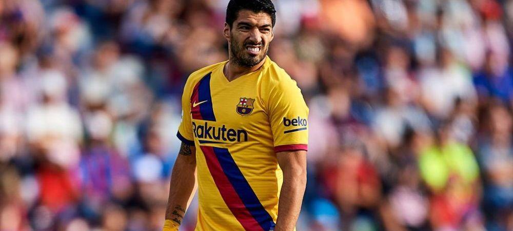 PLEACA DE LA BARCELONA! Urmatoarea destinatie a lui Luis Suarez a fost dezvaluita! Unde va juca uruguayanul