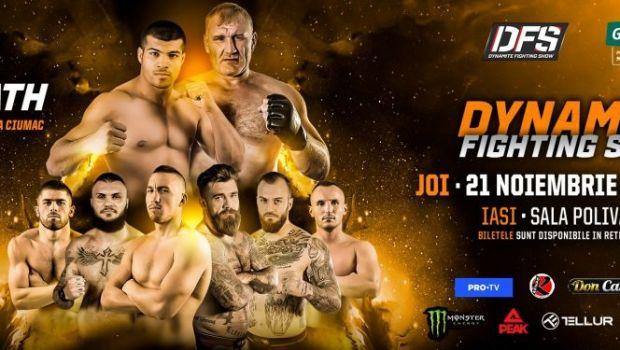 """""""Il adoptam!"""" Morosanu i-a facut buletin de moldovean lui Bonjasky si il asteapta la Iasi! GALA Dynamite Fighting Show va fi in direct la PRO X, pe 21 noiembrie"""