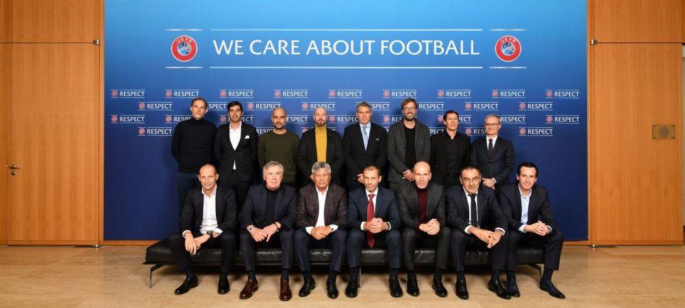 Mircea Lucescu, alaturi de Guardiola, Klopp sau Zidane! Romanul, inclus in ELITA antrenorilor europeni