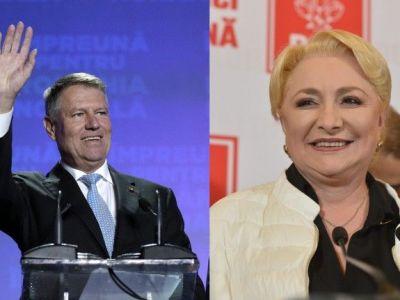 Finala Iohannis - Dancila! Cotele oferite de casele de pariuri pentru alegerile prezidentiale