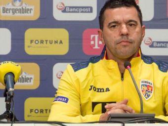 """ATAC dur la Cosmin Contra: """"Uneori adevarul doare!"""" Selectionerul, pus la zid inainte de meciurile decisive cu Suedia si Spania"""