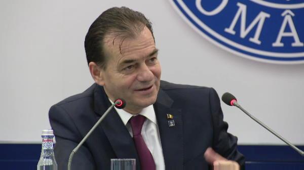 """""""L-am gasit pe Gica Popescu consolier onorific! Mi-a zis ca e un fel de CEO pentru Euro!"""" Premierul Orban a anuntat ce se intampla cu Popescu dupa demiterea lui Dancila"""