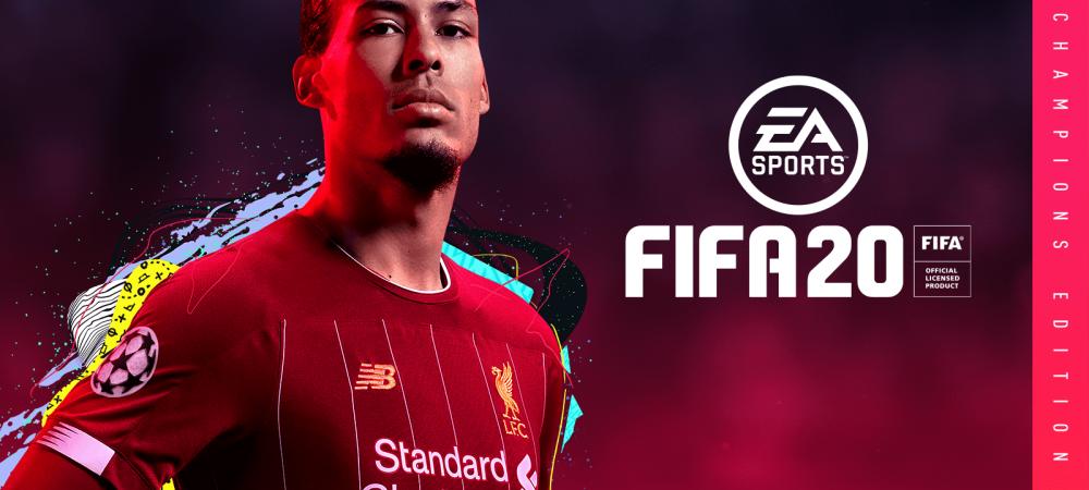 Fii campion mondial la tine acasa! Kit complet pentru FIFA 20 de Black Friday: ia-ti TV, consola si joc cu MEGA REDUCERE