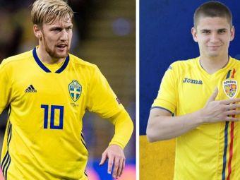 5 dueluri care pot decide soarta meciului cu Suedia! Asa se poate decide calificarea Romaniei la EURO