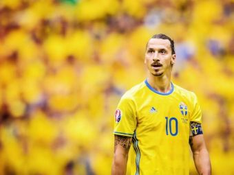 Ultimele informatii din Suedia: Zlatan tulbura apele inaintea meciului cu Romania, iar mai multi jucatori sunt accidentati