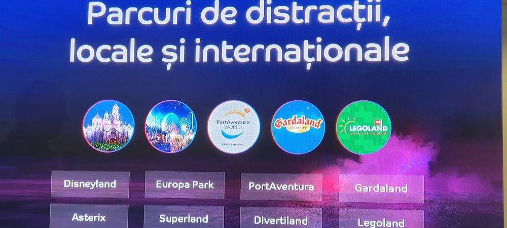 BLACK FRIDAY 2019 | Vrei sa ajungi la Disneyland sau in vestitul PortAventura? eMAG iti da cel mai bun pret! Pachete pentru parcuri de distractii locale si internationale la reducere