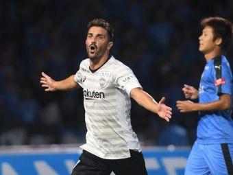 Inca un ZEU din fotbal si-a anuntat RETRAGEREA! David Villa se retrage la 37 de ani. Cand va juca ultimul meci