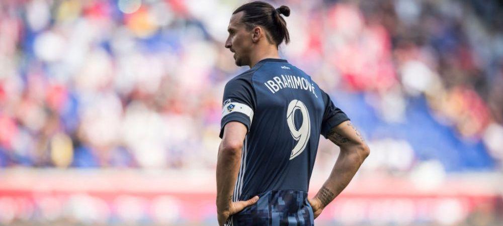 """Transferul lui Ibrahimovic, dezvaluit la Bucuresti! Unde va juca starul suedez: """"Acolo va merge, daca ar fi sa pariez!"""""""
