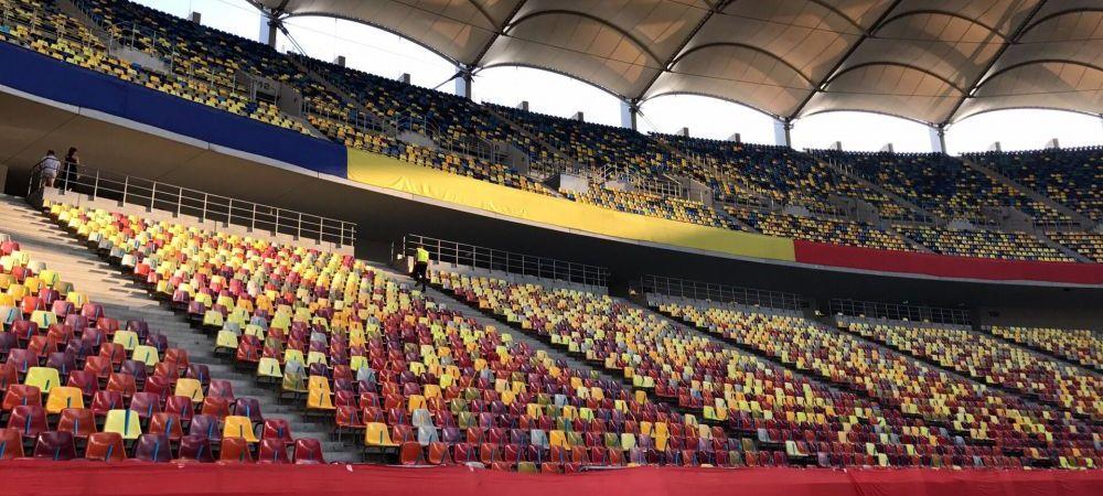 Romania - Suedia, 21:45, PRO TV | Ce surpriza ii asteapta pe fanii romani la National Arena