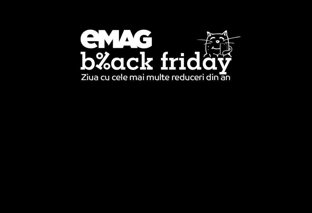 Record pe eMAG! Comanda URIASA de Black Friday - 190.000 lei cheltuiti pe un singur produs!