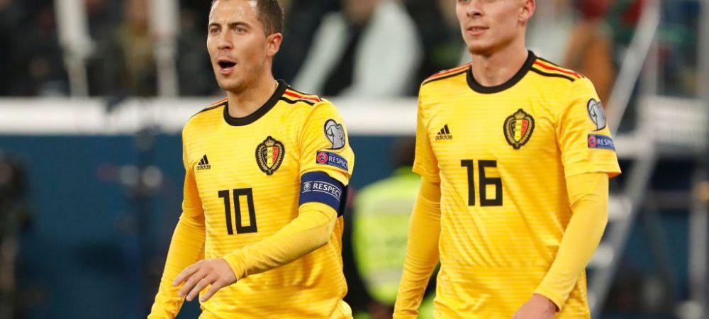 """Declaratii SURPRINZATOARE despre Eden Hazard: """"Era jucatorul care se antrena cel mai putin!"""" Fostul sau coechipier a facut dezvaluiri neasteptate"""