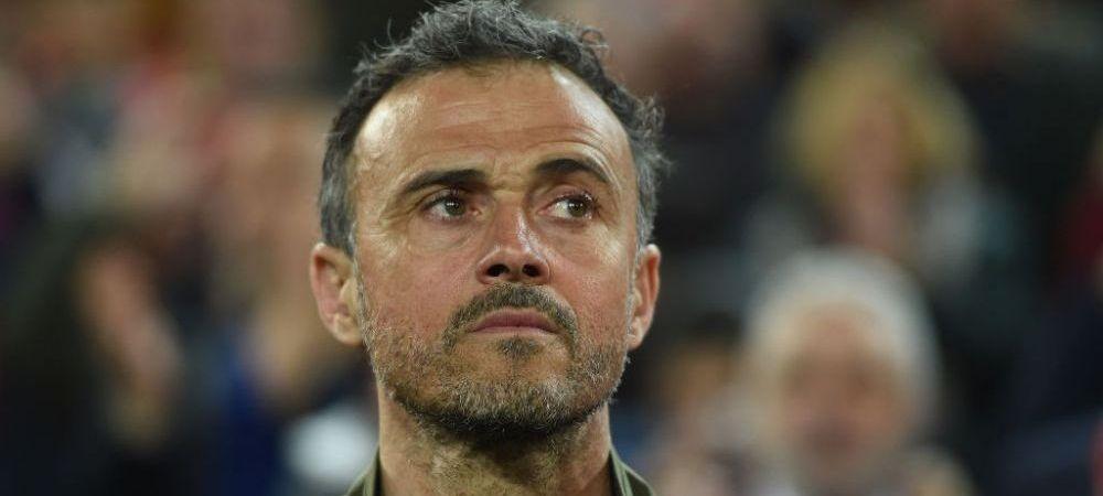 Luis Enrique revine pe banca Spaniei pentru EURO 2020! Meciul cu Romania a fost ultimul pentru Robert Moreno