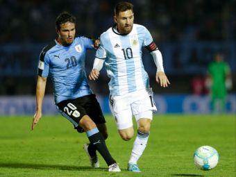 VIDEO IREAL! Messi a UMILIT 8 jucatori uruguayeni intr-o singura faza!