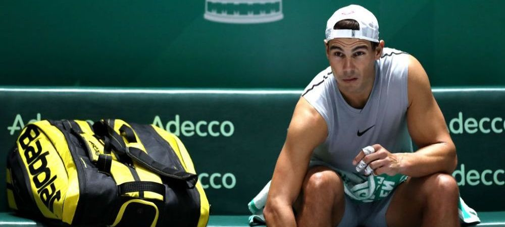 RECORD DUPA RECORD   Rafa Nadal nu se opreste, trimite Spania in semifinale. SOC: Marea Britanie ofera bilete GRATIS propriilor suporteri