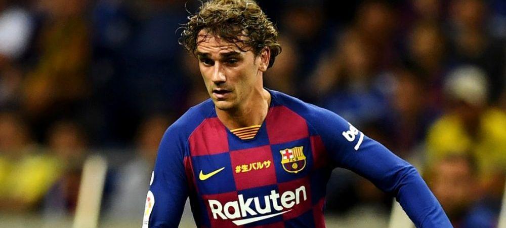Scenariu SOC prezentat de spanioli: Griezmann vrea sa plece de la Barcelona! Un club URIAS a intrat deja pe fir
