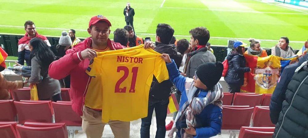 Gestul fantastic al lui Nistor la Madrid! I-a lasat interzisi pe fanii romani! Ce a facut cand toti jucatorii se ascundeau de rusine in vestiar