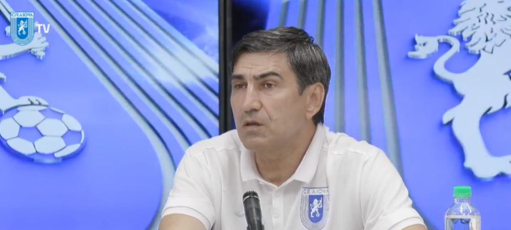 """Piturca e cel care poate sa rezolve acel baraj!"" Craiova e gata sa-si cedeze antrenorul pentru a califica Romania la EURO 2020"
