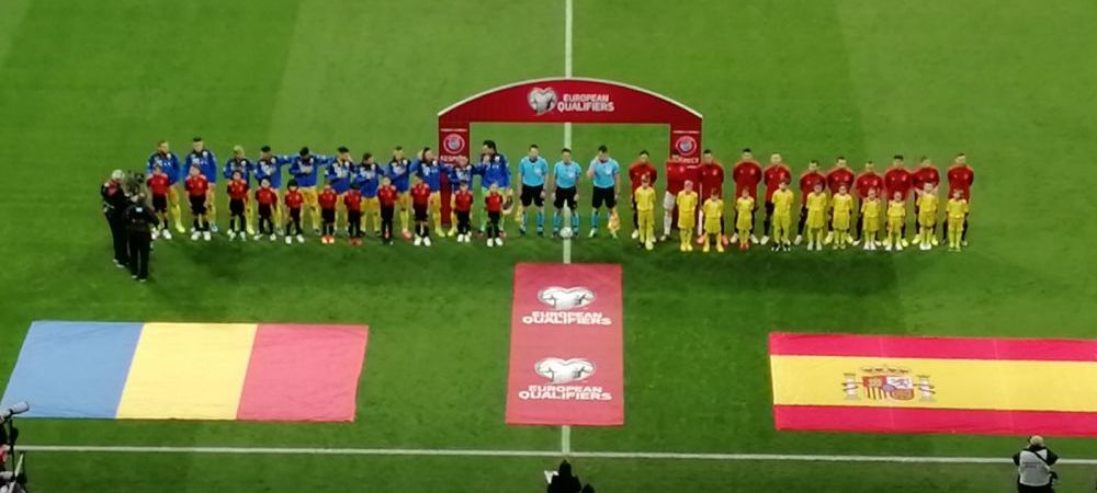 """""""Avea un sictir de parca ne facea vreo favoare!"""" Un fost jucator de la FCSB, facut praf dupa Romania - Spania! Cuvinte dure dupa umilinta uriasa de la Madrid"""