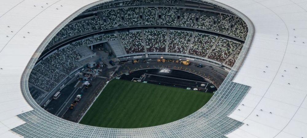 FABULOS! Japonezii au terminat Stadionului Olimpic cu o luna mai devreme, desi constructia a inceput cu un an intarziere!