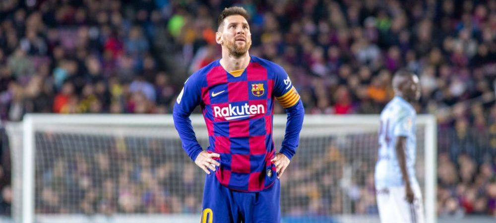 DE NEOPRIT! Messi si-a stabilit deja obiectivele pentru 2020! Urmareste RECORDURILE lui Pele