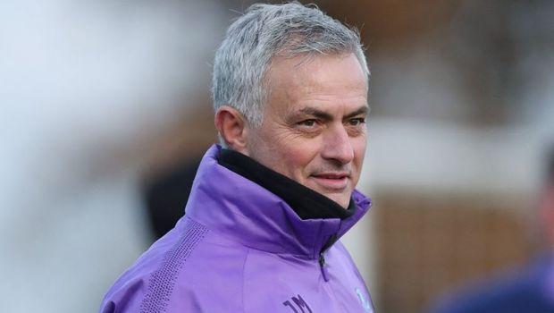 """""""Nu as putea sa fiu mai fericit de atat!"""" Primul interviu al lui Mourinho la Tottenham! Tehnicianul a tinut si prima sedinta de antrenament la noul club"""