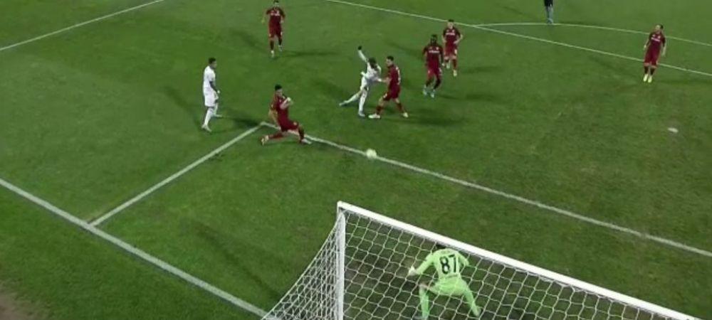 VIDEO | Arlauskis, laudat de UEFA! Parada prin care a cucerit Europa si i-a exasperat pe francezi