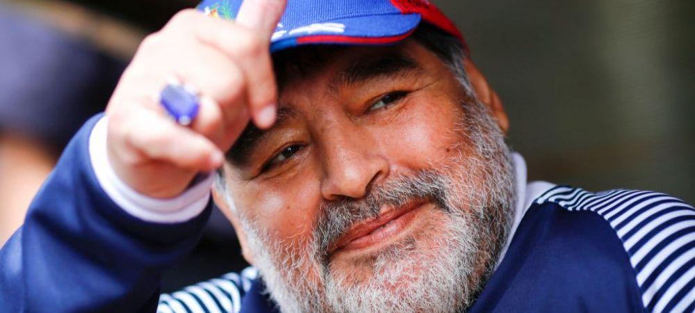 SCHIMBARE DE PLAN! Maradona a revenit la Gimnasia, la doua zile dupa ce isi daduse demisia