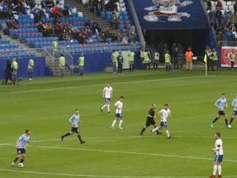 Imagini socante! Fanii au intrat pe teren sa-si ia la bataie propriii jucatori dupa ce au ajuns pe ultimul loc! VIDEO