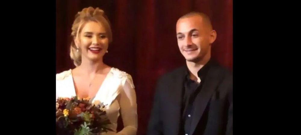 Mitrita iubeste prea mult fotbalul! A FUGIT de la propria nunta ca sa mearga la meciul Craiovei!