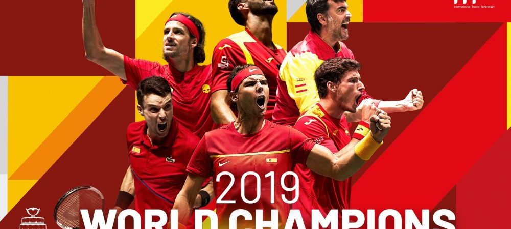 Emotia care starneste victoria   Cu doua repere senzationale de putere interioara, Nadal si Bautista Agut, SPANIA CASTIGA CUPA DAVIS