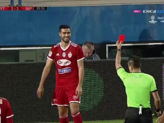 Asta e NEBUNIE curata: doua eliminari in 3 minute la Sepsi in meciul cu Viitorul! Coltescu is on FIRE! Viitorul a cerut FAULT la golul marcat de Safranko