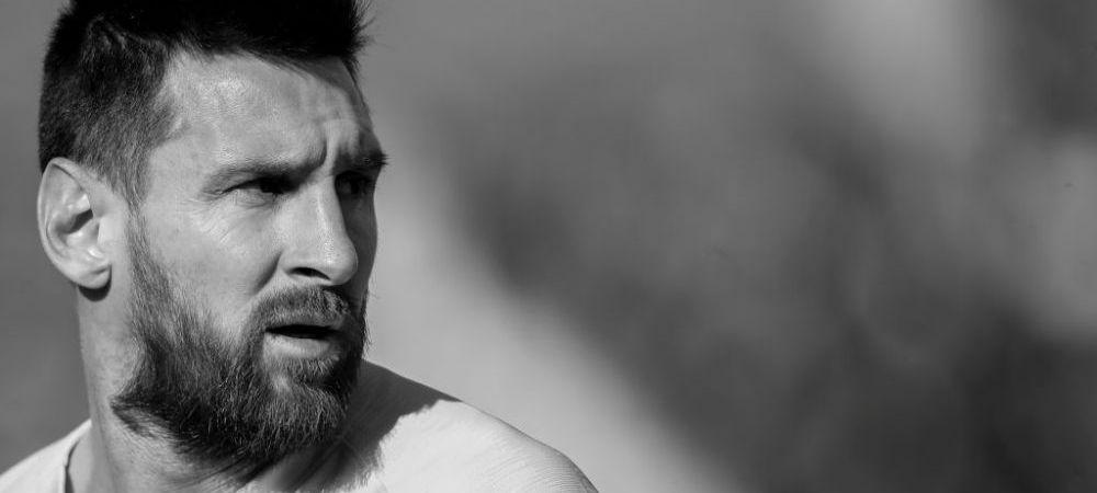 S-A DAT BALONUL DE AUR? France Football a fost la Barcelona pentru un interviu cu Lionel Messi