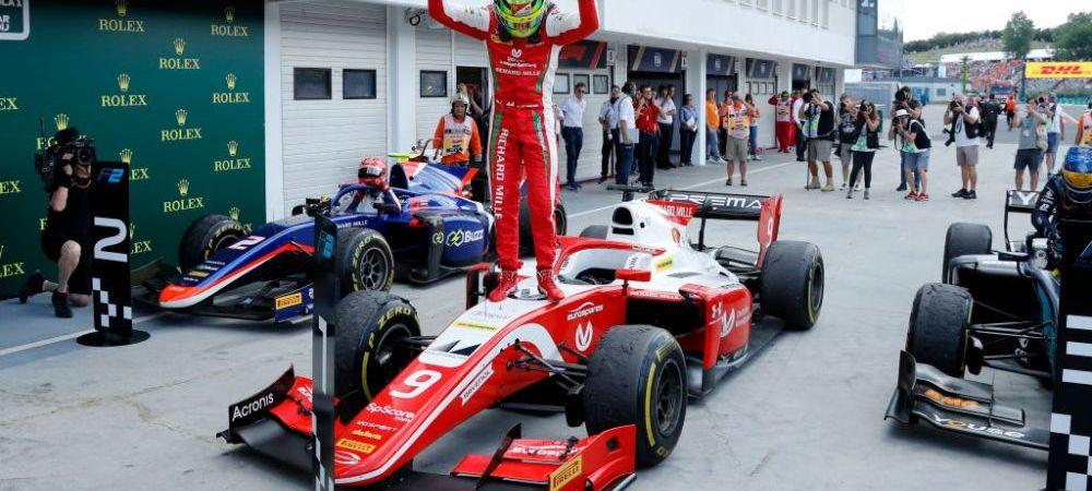 """Fiul lui Schumacher, declaratie emotionanta: """"Tata a fost un model pentru el, acum e randul lui sa fie un model pentru mine!"""""""