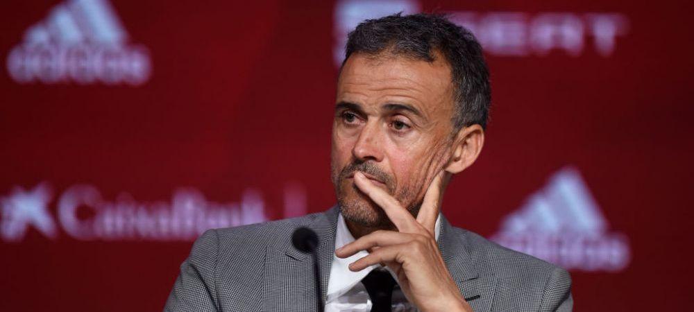 "DEZVALUIRI INCENDIARE! Luis Enrique a spus TOT despre revenirea la nationala Spaniei si relatia cu Robert Moreno: ""Nu a fost loial!"""