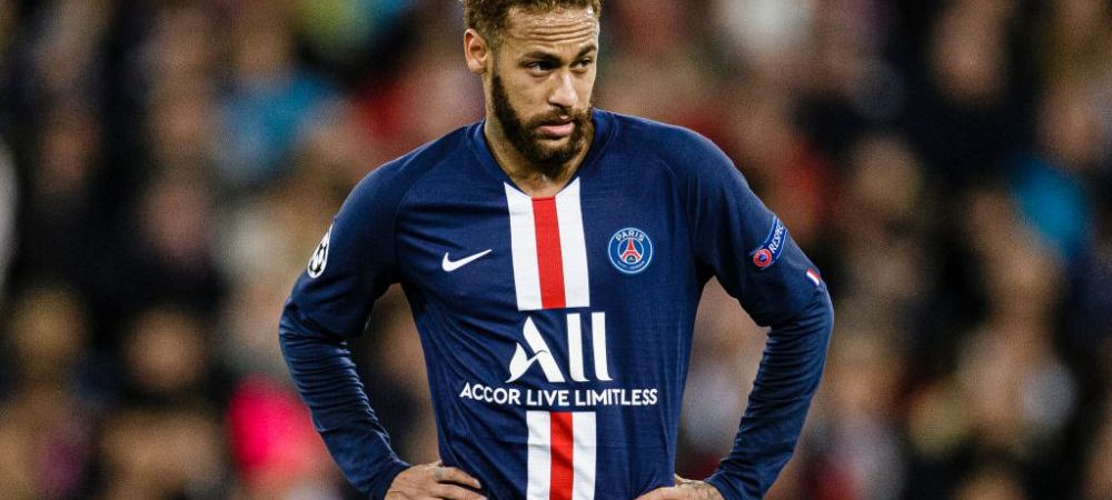 """""""Neymar se c*** pe PSG si sustinatorii lui!"""" Brazilianul este facut PRAF de un campion mondial care a jucat la Barcelona"""