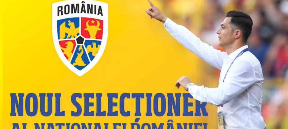 """""""O sa se schimbe atitudinea, va promit SOLEMN lucrul asta! Am acceptat pentru Romania, mi se rupea sufletul pentru jucatori!"""" AICI: tot ce a spus Radoi la prezentarea oficiala ca selectioner"""