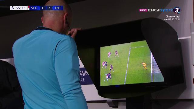 IN-CRE-DI-BIL!!! Inter a marcat golul de 2-0, dar VAR a intervenit! ULUITOR ce decizie a luat arbitrul