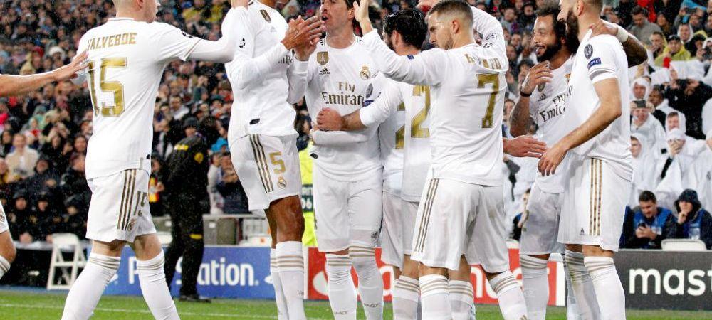 L-AU BLINDAT! Clauza GALACTICA a unui jucator de la Real Madrid dupa ce si-a reinnoit contractul pana in 2025