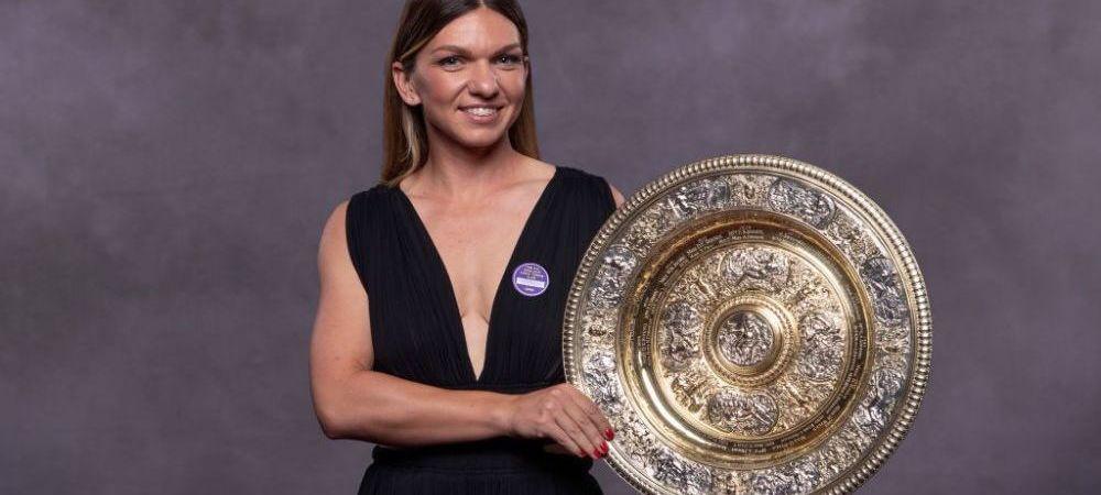 Simona Halep a rupt colaborarea cu antrenorul alaturi de care a castigat Wimbledon! Mesajul postat de romanca
