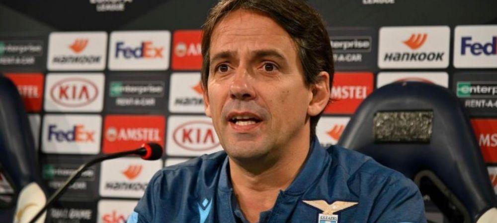 """Antrenorul lui Lazio este dezamagit de situatia din grupa: """"Clasamentul nu respecta ceea ce am vazut pe teren."""" Inzaghi le cere ajutorul celor de la Celtic"""