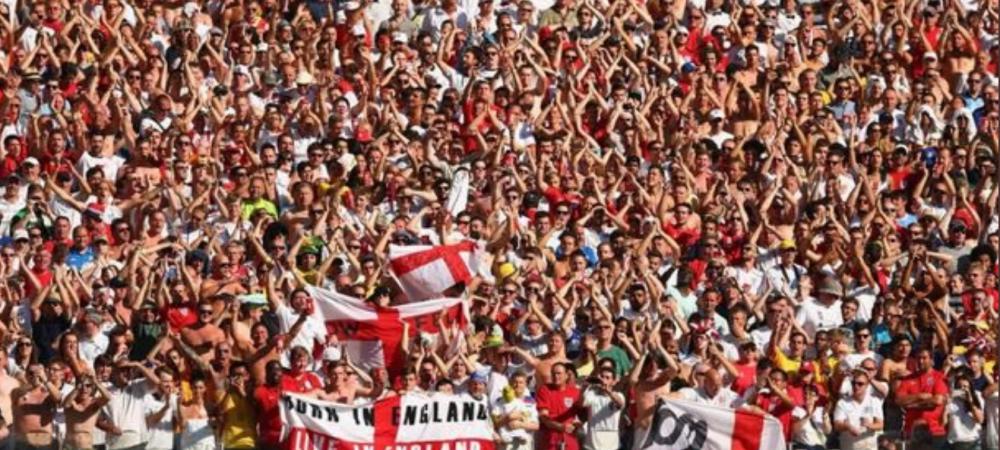 """Val de turisti in Romania pentru EURO 2020: """"Vom avea sigur un Bucuresti foarte animat."""" 4.500 de englezi iau cu asalt Arena Nationala"""
