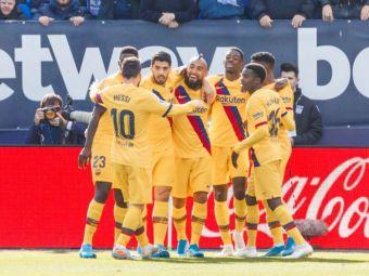 """""""Daca nu joc, plec!"""" Un jucator IMPORTANT al Barcelonei ameninta ca paraseste clubul! Care sunt conditiile sale"""