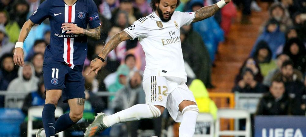 DIALOG FABULOS! Marcelo, prins pe camere. Ce a putut sa-i spuna lui Neymar inaintea meciului cu PSG