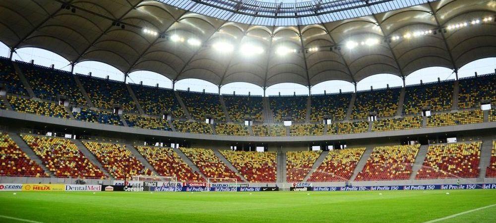 O super-putere a Europei poate veni la Bucuresti! SCENARIUL prin care putem aduce o echipa din GRUPA MORTII pe Arena Nationala