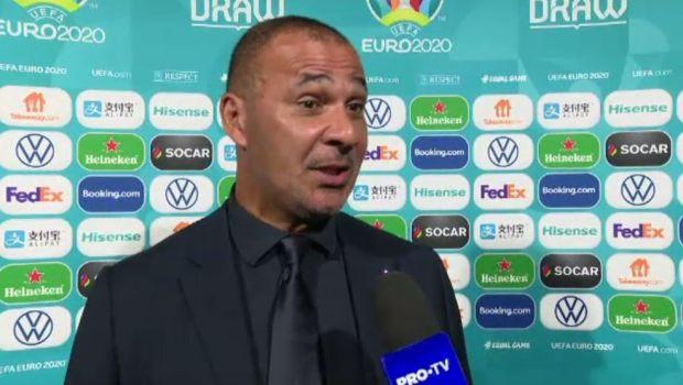 """Gullit: """"Ar fi un meci greu, dar ar fi frumos sa va calificati!"""" Starul olandez, declaratie superba despre Dan Petrescu: """"Il iubesc! Sunt mandru de el!"""""""