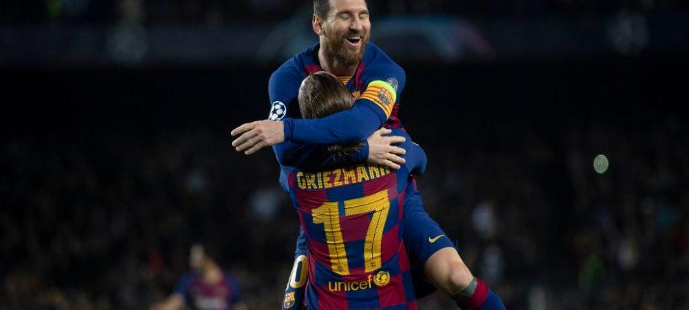 Messi, ultimul recital inainte de gala Balonul de Aur! A salvat-o din nou pe Barcelona, care redevine lider in La Liga